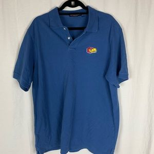 KU vineyard vines polo